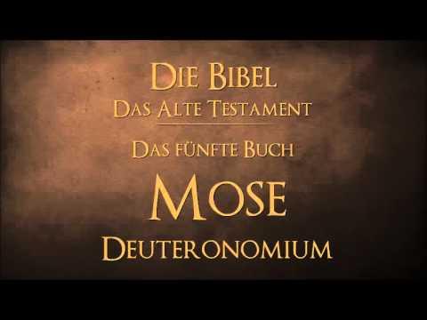 Das fünfte Buch Mose Deuteronomium