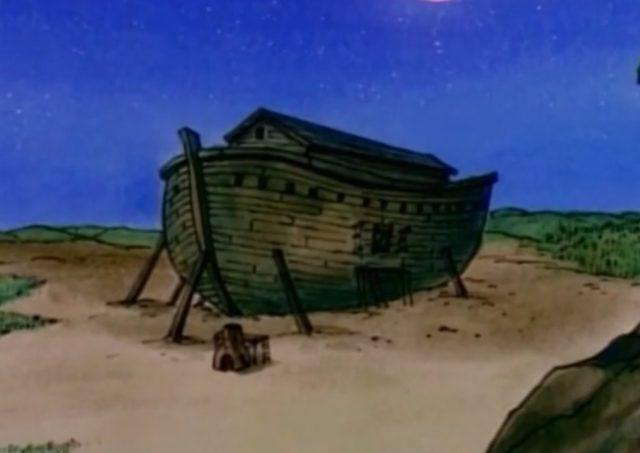 Die Arche Noah, Teil 2 - Bibel Geschichten