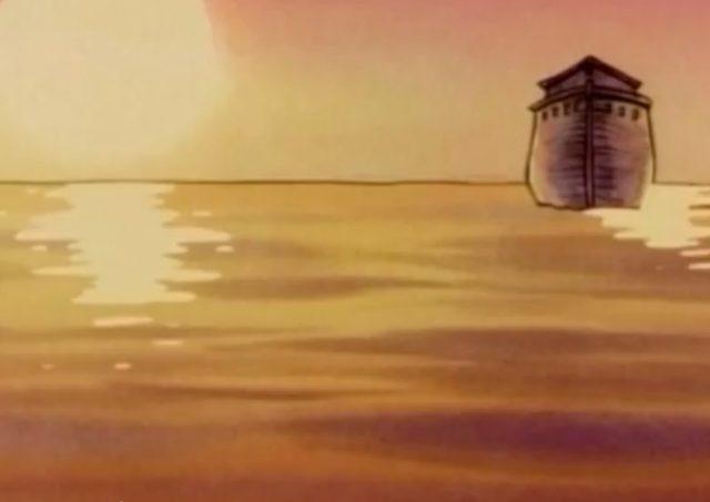 Die Arche Noah, Teil 5 - Bibel Geschichten