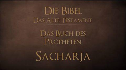 Das Buch des Propheten Sacharja