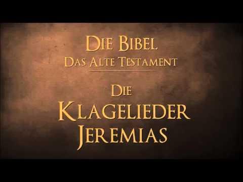 Die Klagelieder Jeremias