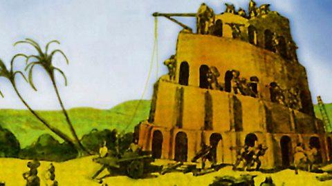 Die biblische Geschichte - Babel