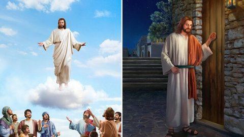 Wird der Herr öffentlich auf den Wolken oder heimlich als Dieb kommen?