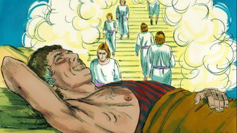 Die biblische Geschichte - Traum von der Jakobsleiter