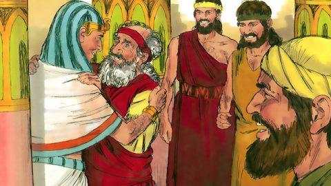 Die biblische Geschichte - Jakob zieht nach Ägypten