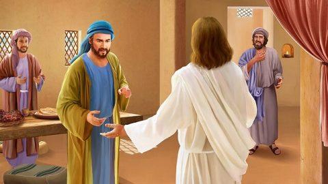 Die Bedeutung der Erscheinung des Herrn Jesus für Thomas