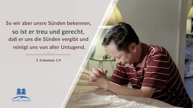 1.Johannes 1,9