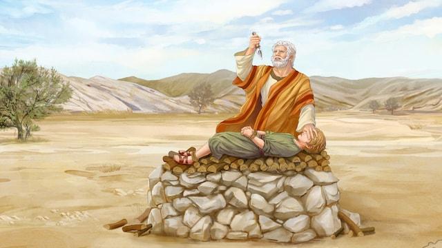 Abraham-Isaak1-