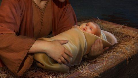 Biblische Geschichte | Zu Fleisch geworden