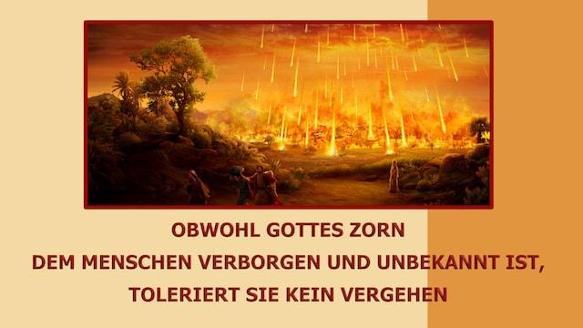 die Stadt Sodom