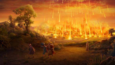 Obwohl Gottes Zorn dem Menschen verborgen und unbekannt ist, toleriert er kein Vergehen