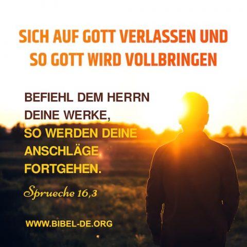 Bibelzitate Spruche