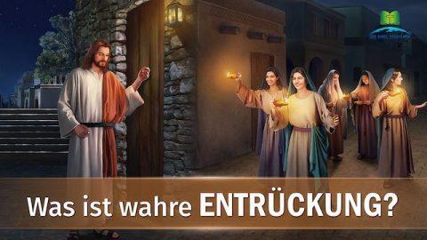 Jesus und Kluge Jungfrauen