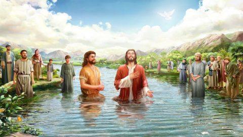Warum war die Identität des Herrn Jesus anders als die von Johannes dem Täufer