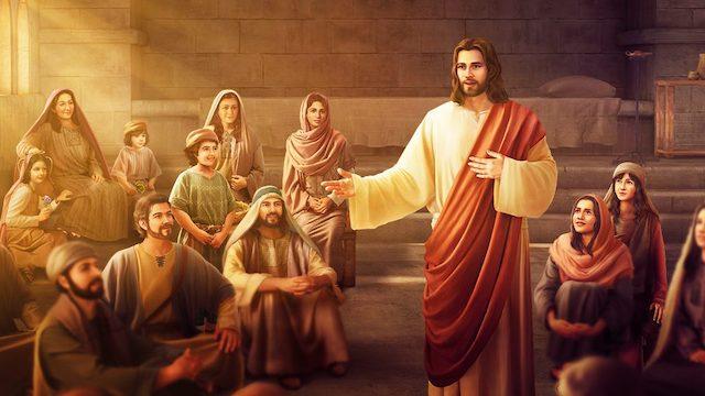 Jesus Christus Menschwerdung
