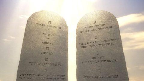 Die Zehn Gebote Gottes