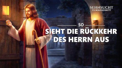 Jesus klopft an die Tür
