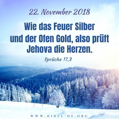 Christliche Kalender Sprüche 17 3