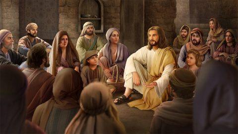 Was ist der Unterschied zwischen dem Werk des flesichgewordenen Gottes und dem Werk des Geistes?