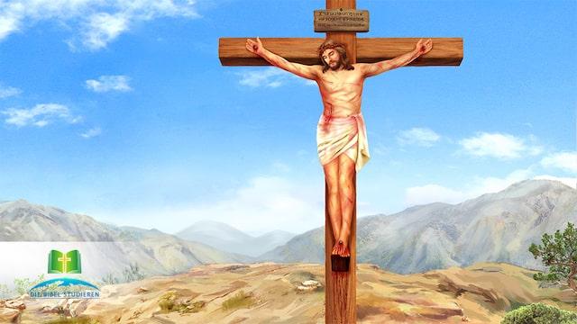 Jesus am Kreuz, Bilder von Jesus