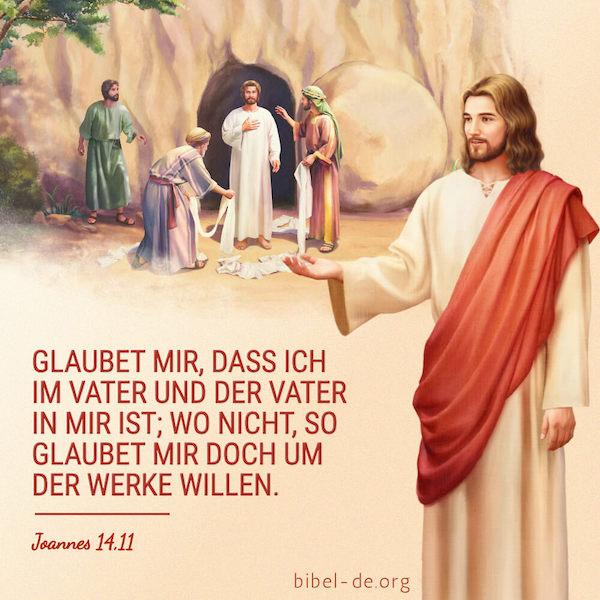 Bibel Johannes 14