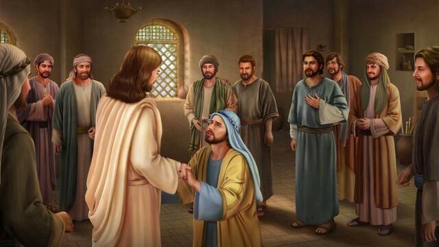 Jesus was auferstanden ist Jesus ist