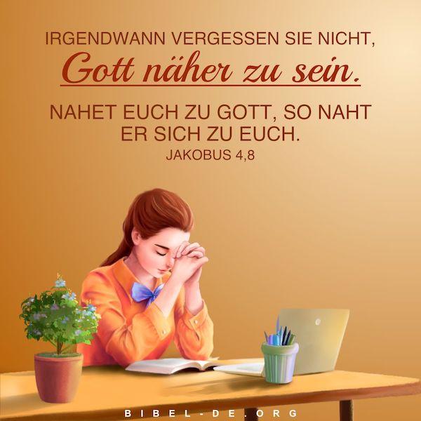 Gott näher zu sein