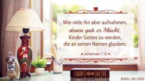 Bibelverse - Gast aufnehmen