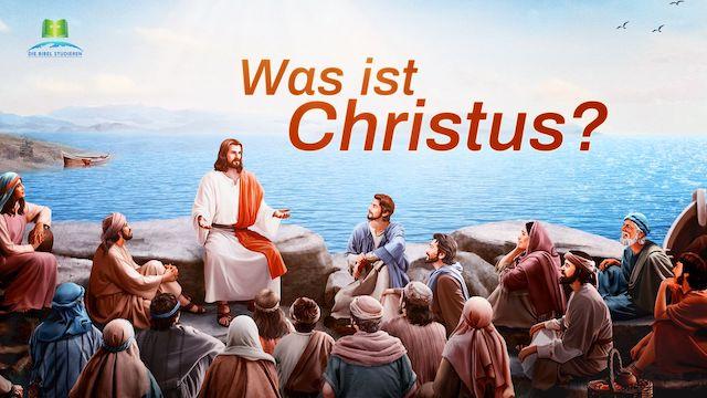 Jesus Christus predigt