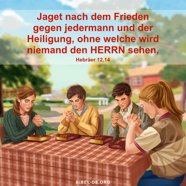Christen beten
