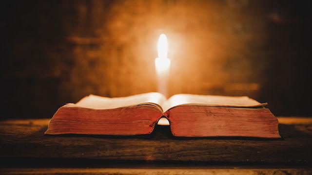die bibel und das licht