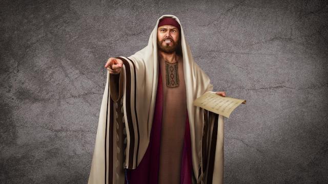 Pharisäer und Antichrist