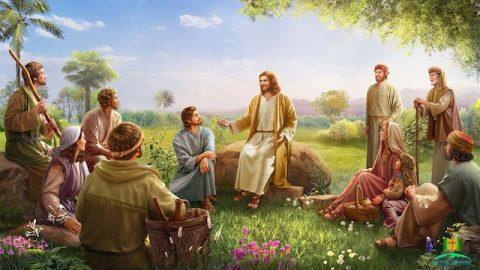 Wie kennt man den menschgewordenen Gott?