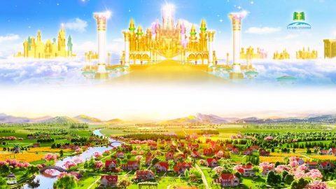 Ist das Reich Gottes auf Erden oder im Himmel?