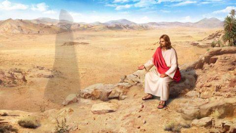 Die Versuchung Jesu - Bibelgeschichte
