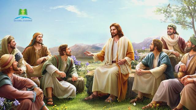 Unterschied zwischen dem Weg der Reue und des ewigen Lebens