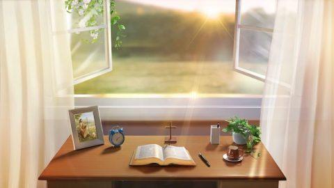 Die Rückkehr des Herrn zu begrüßen bedeutet, der Sünde zu entkommen, ist kein Traum mehr!