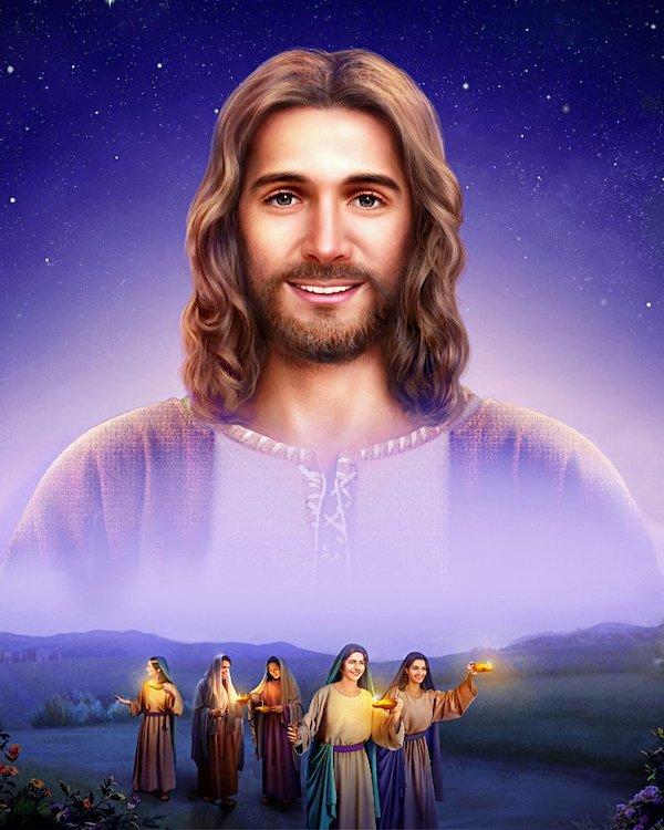 Kluge Jungfrauen und der Herr Jesus