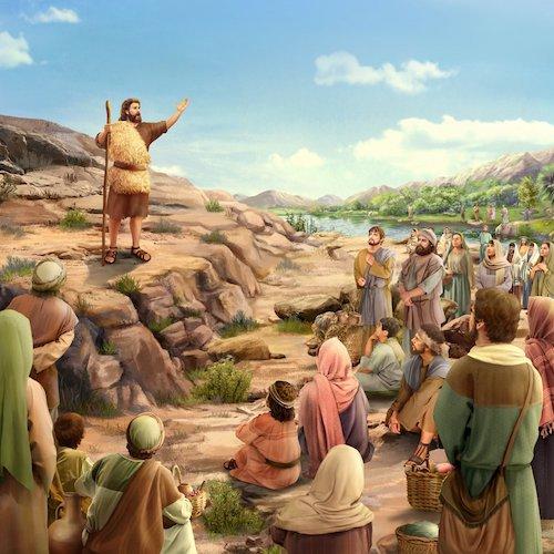 Johannes des Täufers