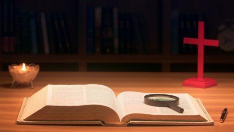 """Eine Auswahl aus den vier Textstellen des Wortes Gottes über """"Bezüglich der Bibel"""" (Teil eins)"""